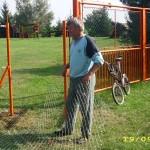 KK Bánov-2009-brigáda-plot